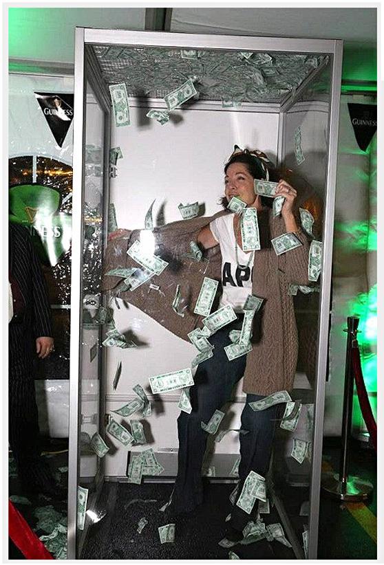 Cash Cube Money Machine Illinois